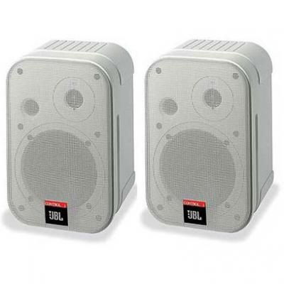JBL Control1 Pro 150w wall speakers White (pair)