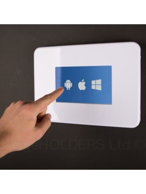 Core 8 Wall Mounted Tablet Enclosure fits up to 8.4