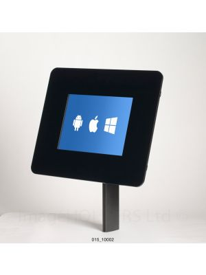Expo 10 Counter Mounted Tablet/iPad Enclosure with Rotate