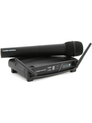 Audio Technica ATW-1102  10 2.4GHz Digi Handheld Dyn Wireless Microphone System