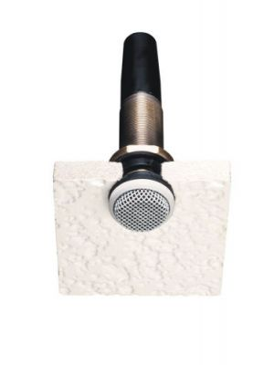 Audio Technica ES945 Ceiling/Panel Microphone (Max 45mm) Mini Omni Boundary Black