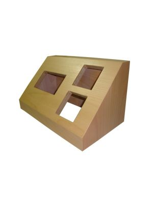 Wood Lecterns / AV Cabinets -  Control Housing