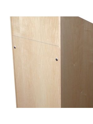 Wood Lecterns -  Removable Back