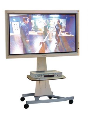 Unicol AX12T Axia Lo-level trolley for screens up to 57