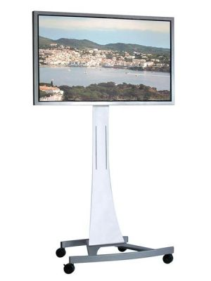 Unicol AX15T Axia Hi-level Trolley for screens up to 57