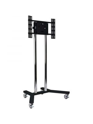 B-Tech Large Flat Screen Display Trolley, up to 65