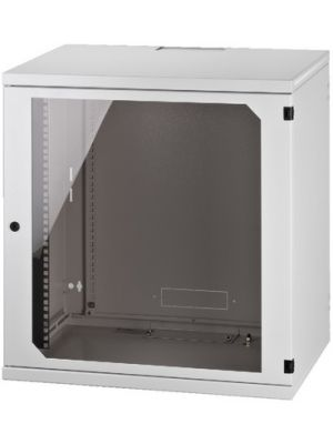 12U Sheet Steel Wall Mounted Cabinet Housing