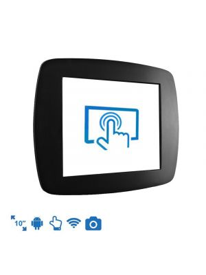 dsign-in Visitor Management System - 10 Inch Reception Pad Touchscreen (Android)