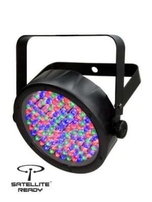 Chauvet LED Par Light SlimPAR 56 LED RGB PAR Can with 108x10mm LEDs 224mm
