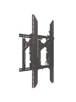Chief LVS1UP ConnexSys video wall portrait mounting system with rails, 40