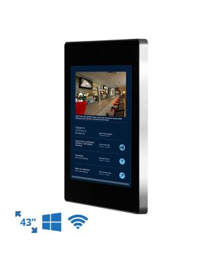 dsign Events - Room Schedule Display - 43 Inch Wall Mounted