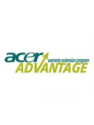 AcerAdvantage warranty upgrade to 4 years onsite (next business day)