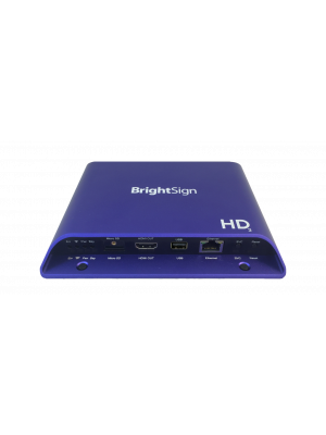 BrightSign HD1023 Networked Media Player