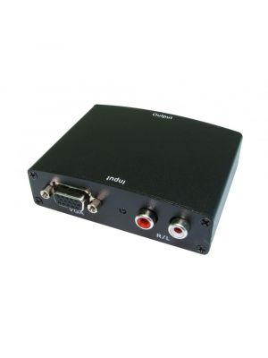 VGA(SOURCE)-HDMI(DISPLAY) CONVERTOR