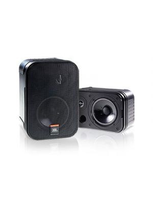 JBL Control1 Pro 150w wall speakers Black (pair)