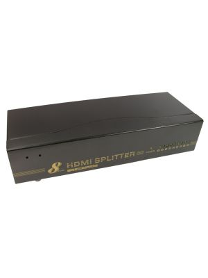 NEWLINK  HDMI SPLITTER 1 in - 8 out  SUPPORTS 3D