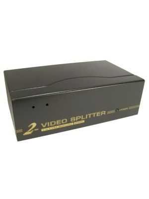 VGA SPLITTER 1 in - 2 out