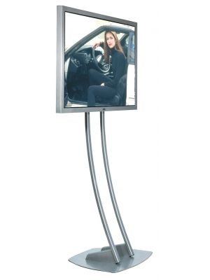 Unicol PA2 Parabella Hi-Level Stand for screens up to 70