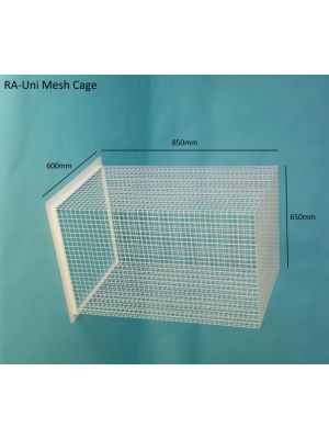 RA Technology Universal Mesh Cage for Ceiling or Wall Mounted Projectors