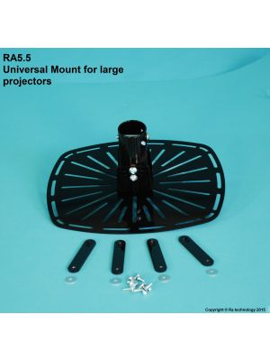 RA Technology RA5.5 Universal Large Projector Mount up to 30 kilos