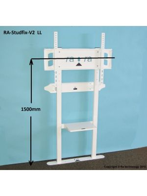 RA Technology RA-Studfix V2-LL - Screens Up To 80kg (max centre point of screen 1500mm)