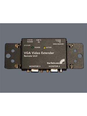 StarTech VGA over Cat 5 UTP Video Extender Receiver