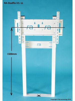 RA Technology RA-Studfix V1-LL - Screens Up To 65kg (max centre point of screen 1500mm)