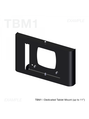 Unicol TBM1 Dedicated Tablet Wall Mount up to 11