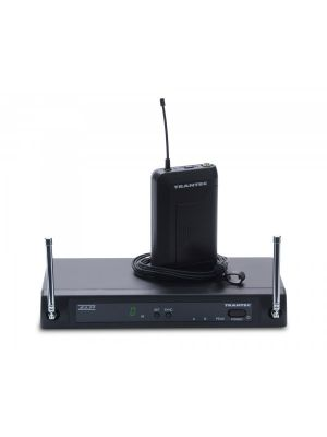 Trantec S4.04L UHF Wireless Lapel Microphone System