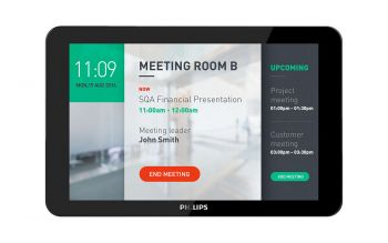 dsign-in Visitor Management System - 10 inch Counter Top Touchscreen (Android)