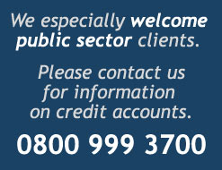 Public Sector Client Accounts Available