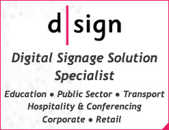 d|sign digital signage solution specialist